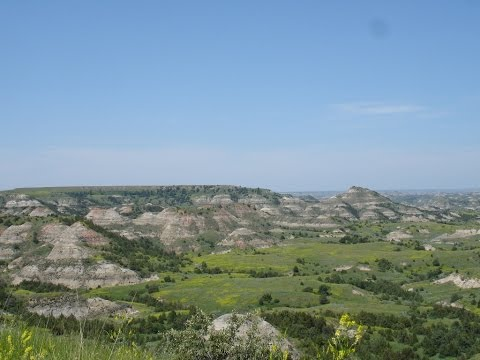 WW 046: Along Custer Trail, North Dakota (2)