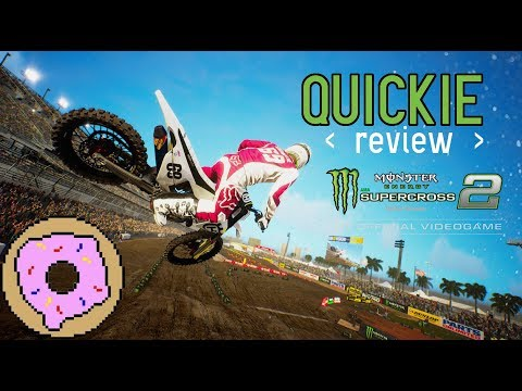 Supercross the Game 2 Review | Quickie