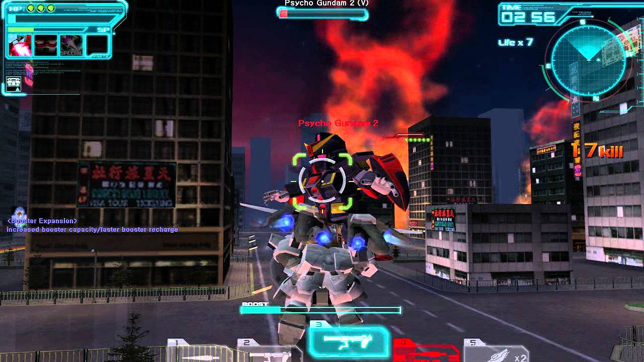 Sd Gundam Capsule Fighter Online Official Gameplay Youtube