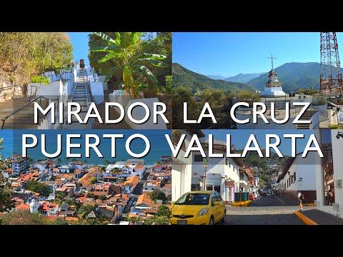 Cómo llegar al Mirador de Cerro La Cruz en Puerto Vallarta, Jalisco, México