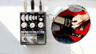 Death by Audio - Reverberation Machine (Guitar)