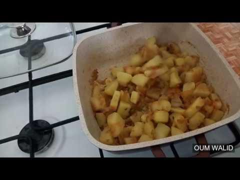 مطبخ-ام-وليد-غراتان-البطاطا-السريع---محبي-مطبخ-ام-وليد-2017-oum-walid-lovers
