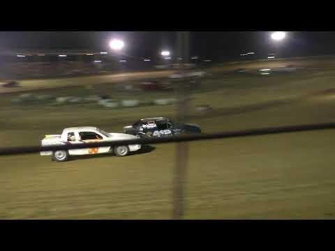 90317 Fayette County Speedway Pro 4 Heat 3