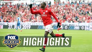 FSV Mainz 05 vs. 1899 Hoffenheim | 2019 Bundesliga Highlights