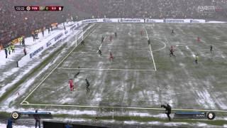 FIFA 15 | Fenerbahçe - Galatasaray | Kar Modu