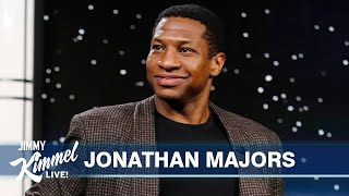 Jonathan Majors on Playing Kang the Conqueror in Ant-Man, Working with Jay Z & Going to Cowboy Camp