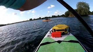 Paddlesports - Paddleboard - Kayak - Maidenhead Sailing Club big opening day