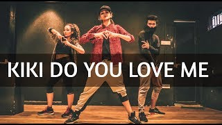 Drake - In My Feelings | Tejas Dhoke Choreography | Dancefit Live