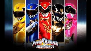 Power Rangers Mega Force  1.Bölüm  Mega Görev   Türkçe Dublajlı  Full HD