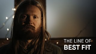 """Júníus Meyvant performs """"Love Child"""" for The Line of Best Fit"""