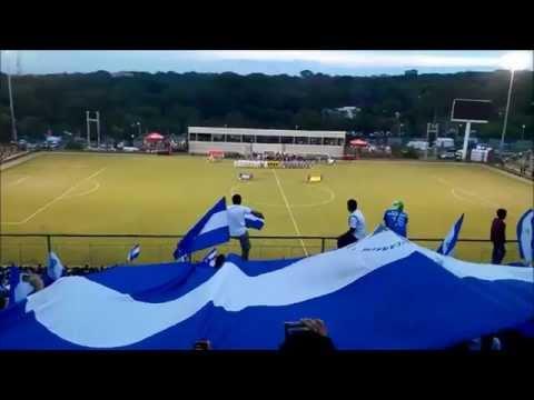 Recibimiento: Nicaragua (1-0) Surinam. Camino a Rusia 2018.