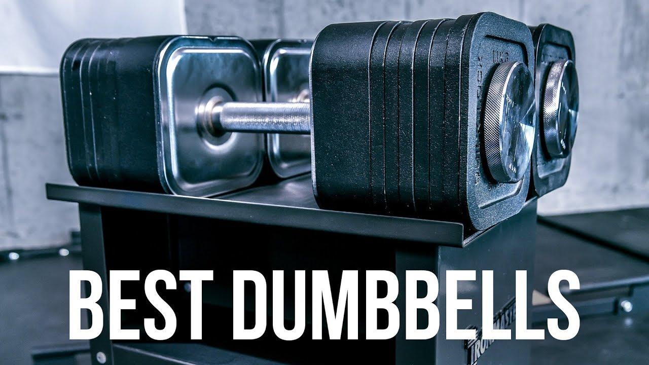 50e4c32622e Best Adjustable Dumbbells - Ironmaster Review - YouTube