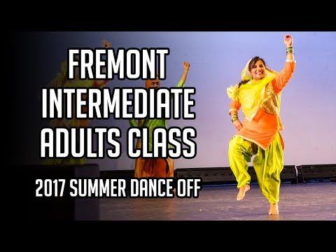 Fremont Intermediate Adults Class - 2017 Summer Dance Off