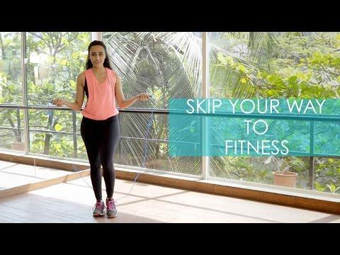 Skip Your Way To Fitness - Jump Rope Fitness With Namrata Purohit - Glamrs