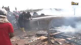 kara market in adawawa gutted by fire