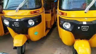 Bajaj RE Auto Rickshaw Sale Head Office & Service Center Views 2