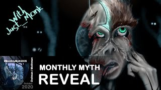 Art Challenge | 8th Reveal Stream | MothMan or OwlMan