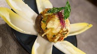 Stuffed Mushroom, Pan Fried Sea Bass | Dip In Kitchen Episode 6