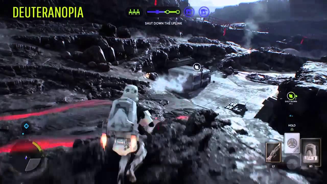 Games for colorblind - Star Wars Battlefront How To Change The Color Of Your Hud Colorblind Settings Works For Swbf Ii