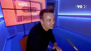 Weekend Radek Liszewski - wywiad dla VOX FM (Grudzień 2018)