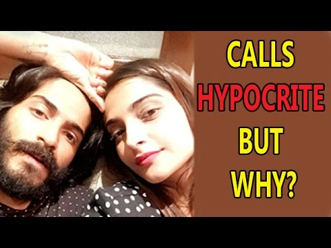 Harshvardhan Kapoor Accuses Sonam Kapoor Of Hypocrisy | Bollywood Gossip
