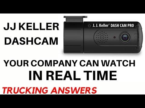 JJ Keller Dashcam Pro Encompass Review