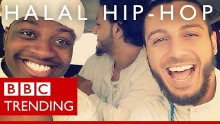 Deen Squad are a duo of Muslim rappers who take hit songs and re-re...