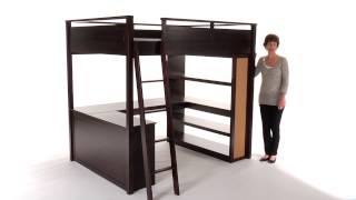 Choose Teen Loft Beds for Space-Saving Room Decor | PBteen