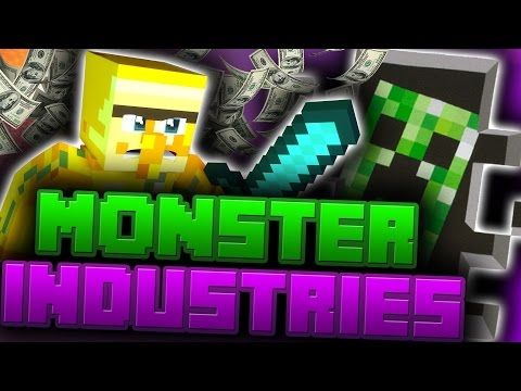 TRYING OUT NEW STRATEGIES - MONSTER INDUSTRIES w/JeromeASF