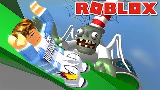 Roblox | SLIDE PLAYING with DR. ZOMBIE-Dr. zombie's Slime Slide | Kia Breaking