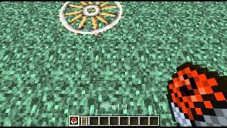 Glitch | Comment Aller sur la Lune dans Minecraft grace a un canon a TNT !