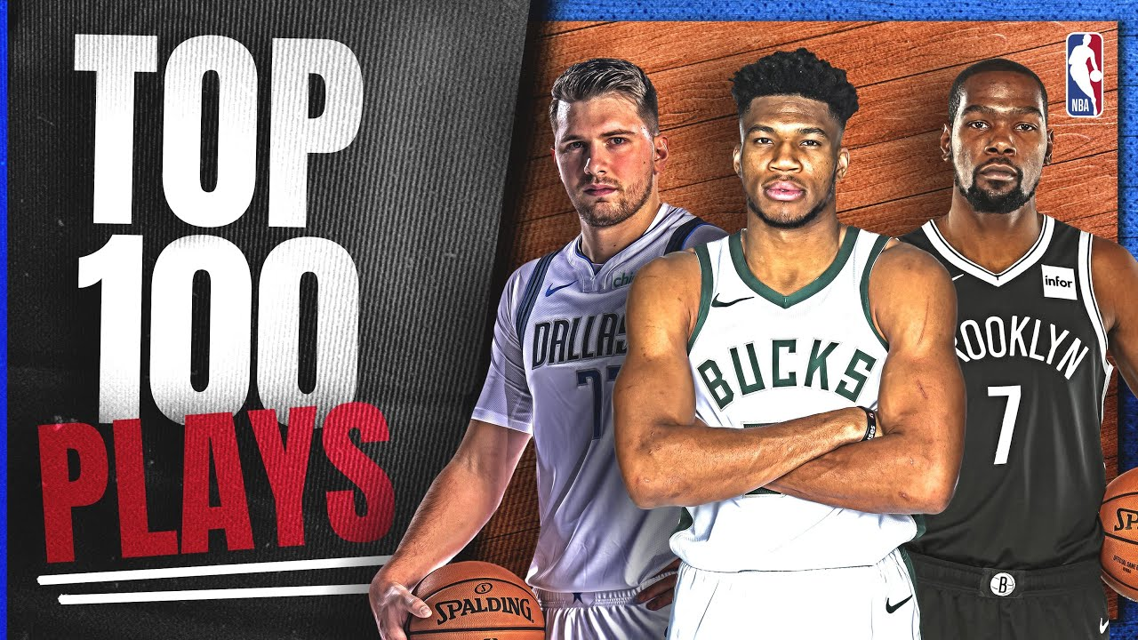 Download Top 100 Plays From The 2020-21 Season! 💯