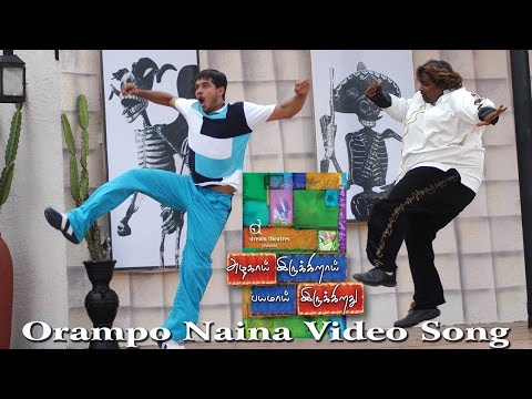 Orampo Naina Video Song - Azhagai...