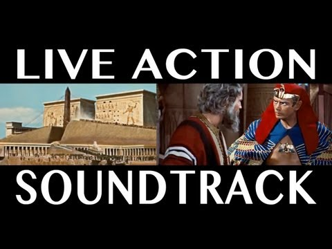 Prince of Egypt Soundtrack - The Plagues (LIVE ACTION)