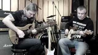 ОЧЕНЬ КРАСИВОЕ СОЛО НА ГИТАРЕ, обучение игры на гитаре