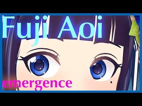 """富士葵「羽化」/Fuji Aoi """"Emergence"""""""