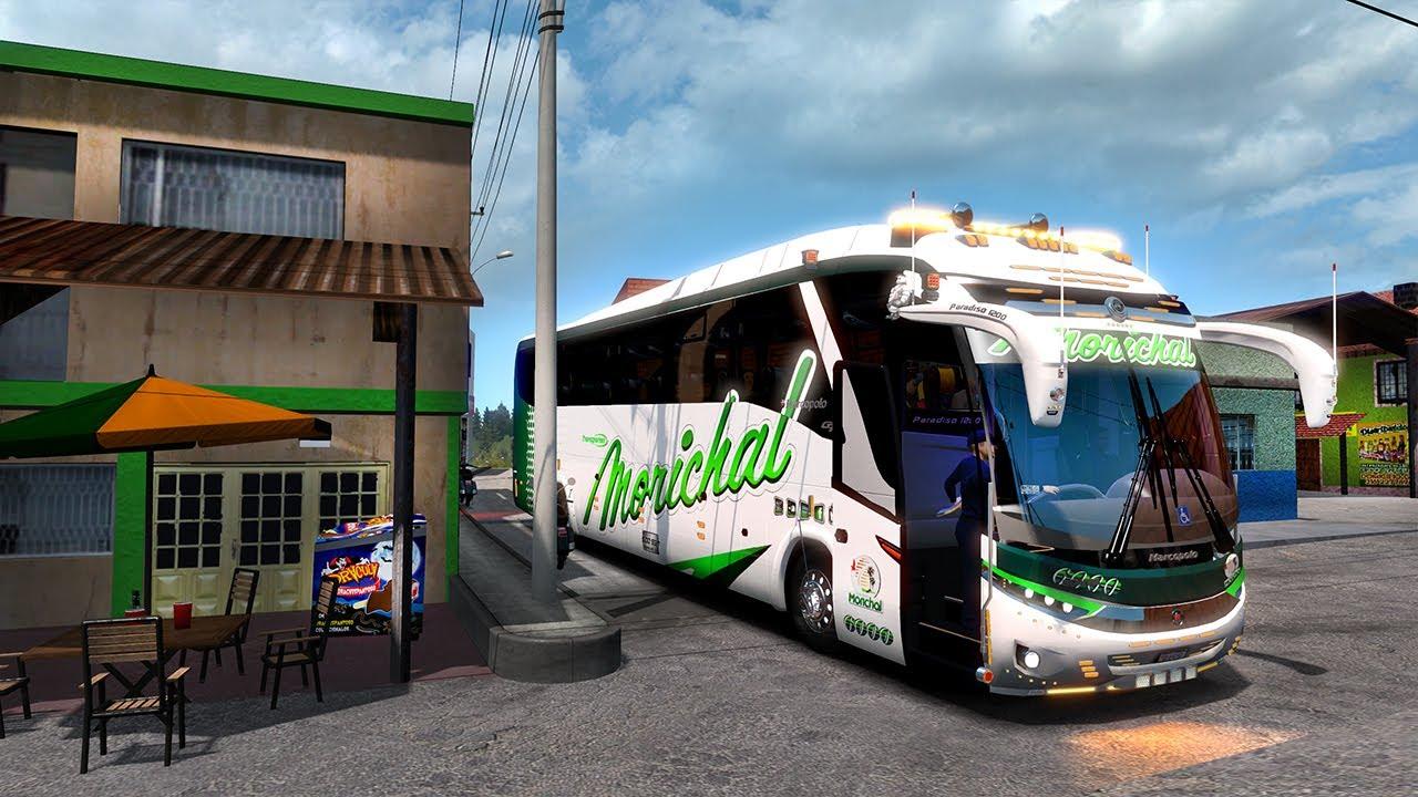 bus Transportes Morichal marcopolo g7 1200 Bogotá Colombia (Fusagasugá)