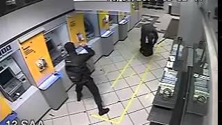 Explosão caixas eletrônicos Banco do Brasil - Balneário Piçarras de SC thumbnail