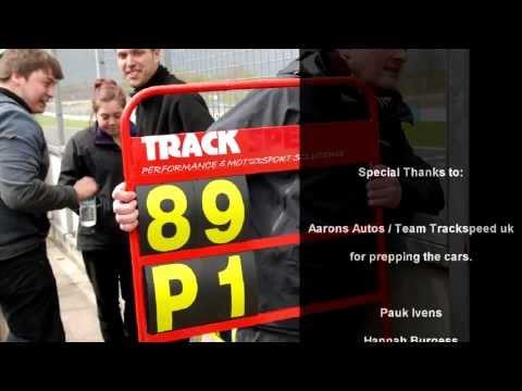 Donington Park 27th April - Trackday Trophy Race Action - MSVT