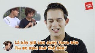 Quang Anh – Về Nhà Đi Con: Lần đầu lên tiếng về tin đồn giới tính I CHAT CÙNG SAO