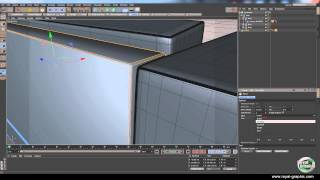 Cinema 4d | Building A Living Room Part 2