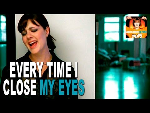 Vanessa Amorosi | Every Time I Close My Eyes | Official Video