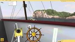 Ship Simulator 2006, Titanic hits a tropic island