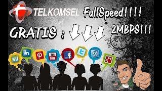 Video Telkomsel Polosan FULLSPEED - Support All Aplikasi+Game download MP3, 3GP, MP4, WEBM, AVI, FLV November 2017