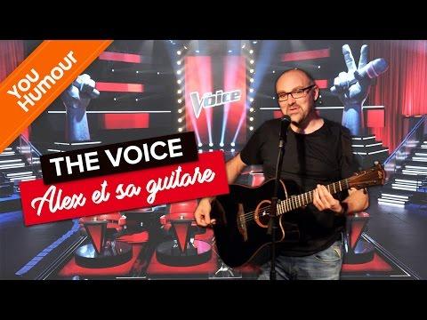 ALEX ET SA GUITARE:  Bientôt dans The Voice ?