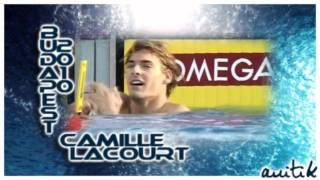 Camille Lacourt - Budapest 2010 ♥ GOLD