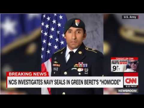 Navy Investigating If GREEN BERET Died At Hands Of SEAL TEAM SIX Members