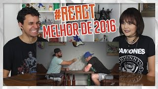 REACT Best of Dude Perfect | 2016 (Dude Perfect)