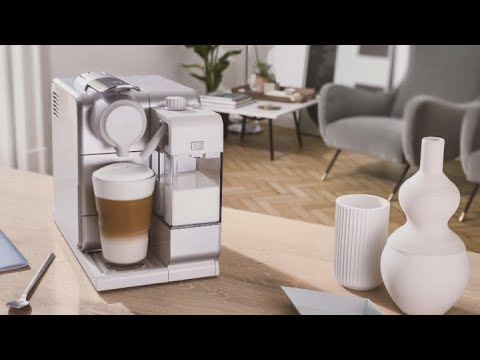 Nespresso Lattissima Touch - Machine Presentation
