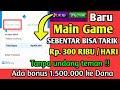 - BARU ! GAME PENGHASIL SALDO DANA GRATIS   PENGHASIL UANG TERCEPAT 2021 TANPA UNDANG TEMAN DI BAYAR